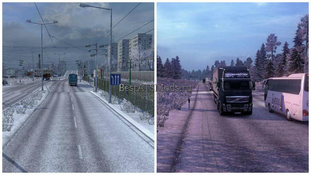rsz_Мод_морозной_погоды_frosty_winter_weather_mod_v_56_euro_truck_simulator_2