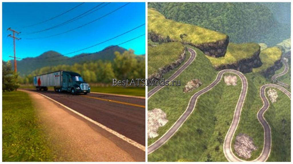 rsz_Мод_карта_map_dlc_peru_v11_beta_for_american_truck_simulator