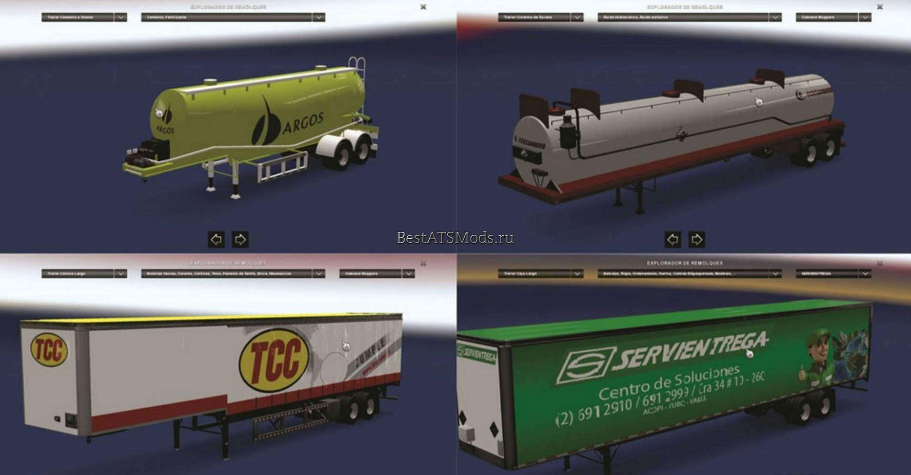 rsz_Мод_пак_скины_для_трейлеров_colombianas_companies_trailers_skin_pack_for_american_truck_simulator