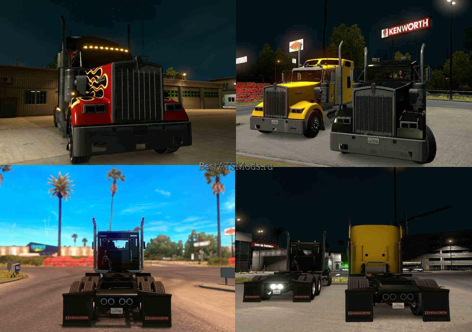 rsz_Мод_черные_тонированные_фары_kenworth_w900_black_headlights_toning_mod_american_truck_simulator