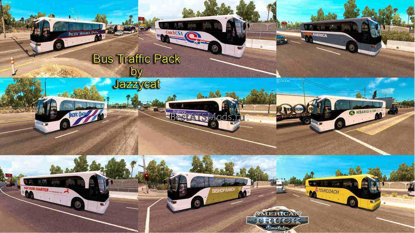 rsz_Мод_трафик-автобусы_bus_traffic_pack_by_jazzycat_v10_mod_american_truck_simulator