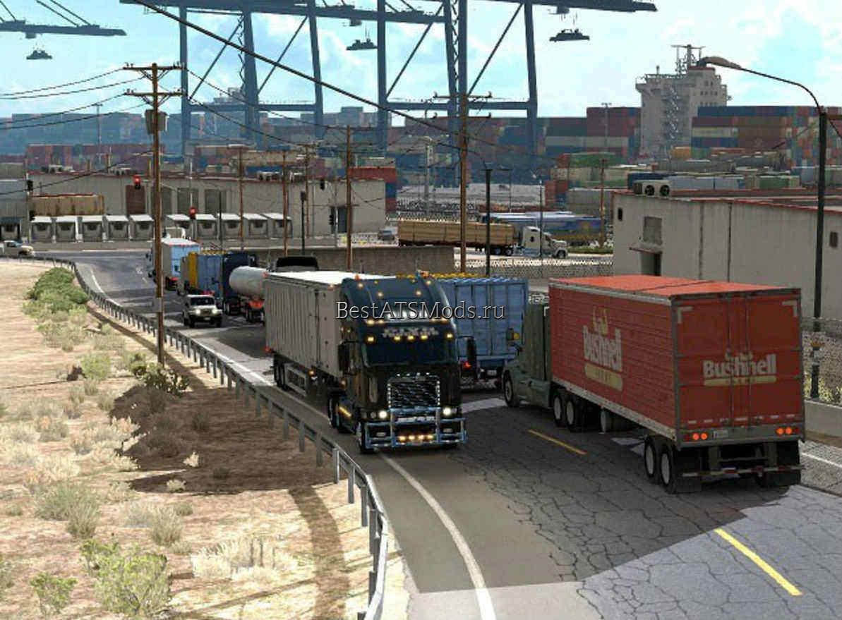 rsz_Мод_трафик_traffic_mod_–_more_trucks_on_road_for_american_truck_simulator
