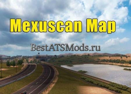 rsz_Мод_карта_mexuscan_map_v19_for_american_truck_simulator