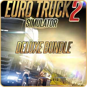 Купить Euro Truck Simulator 2 Deluxe Bundle